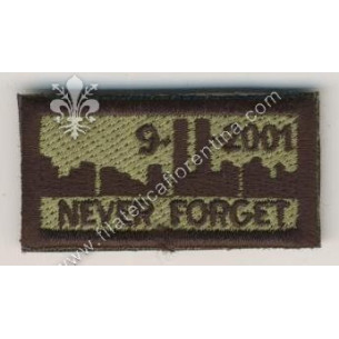 Patch NEVER FORGET...