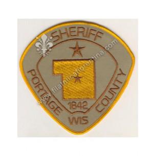 Sheriff Portage Wis Country...