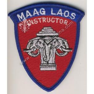 MAAG LAOS Instructor