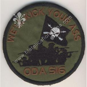 """ODA 516 - """"We'll kick your..."""
