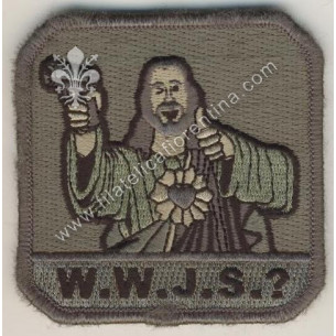 Patch WWJS - What Would...