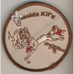 SHOULDA KIF'D - Desert