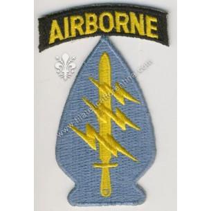 Special Forces (giallo su...