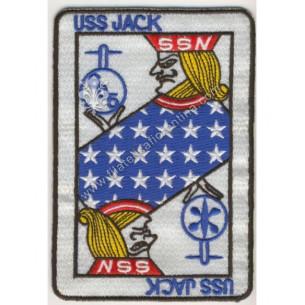 USS JACK Submarine 605° SSN