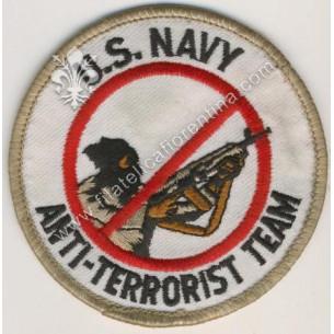 US. NAVY ANTI-TERRORIST TEAM