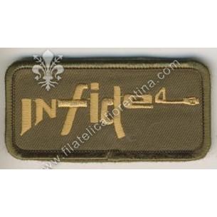 Infidel Tab - gold su verde