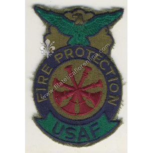FIRE PROTECTION - Us Air Force