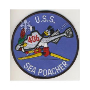 406° USS Sea Poacher