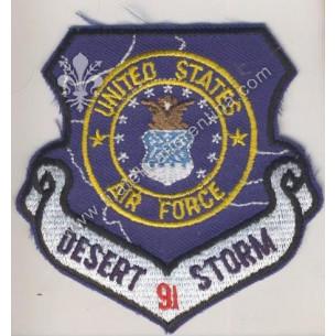 1991 Desert Storm - AIR FORCE