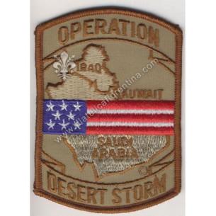 """Operation Desert Storm""..."
