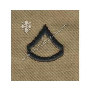 Gradi soldato di 1° classe...