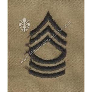 Gradi Sergente istruttore...