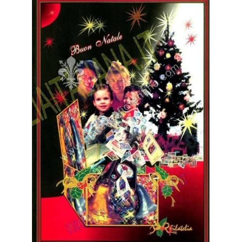"Folder n. 06 "" Natale "" 1999"