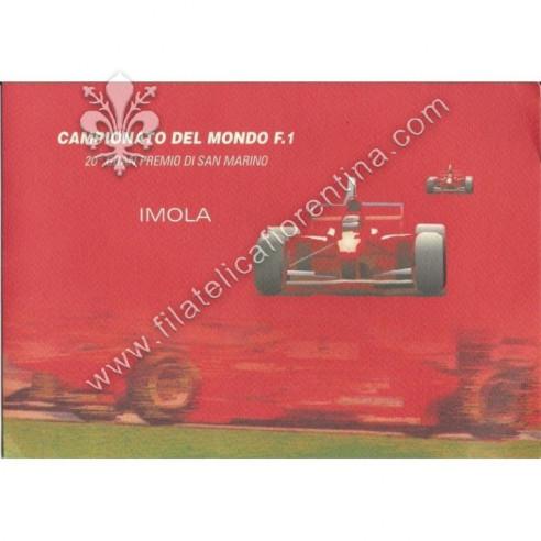 """Folder n. 11 """"Campionato del Mondo F1..."""