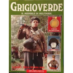 """Rivista """"GRIGIOVERDE"""" Anno..."""