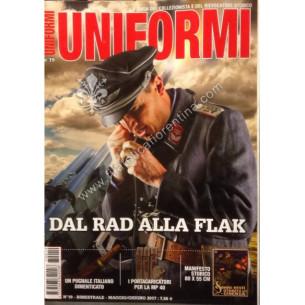 UNIFORMI N° 19 - Dal Rad...