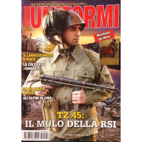 UNIFORMI - 9