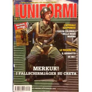 UNIFORMI N° 7 - Merkur! i...