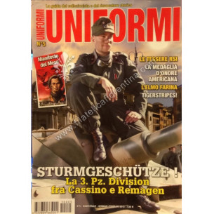 UNIFORMI N° 5 - Strumgeschutze