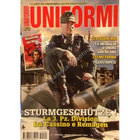 UNIFORMI - 5