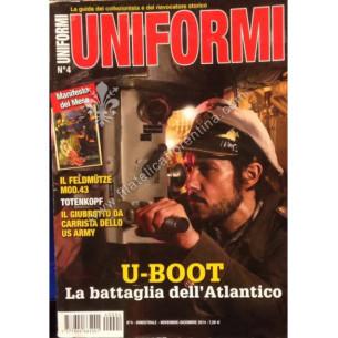 UNIFORMI N° 4 - U-Boot