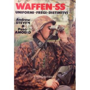 WAFFEN SS Uniformi Fregi...