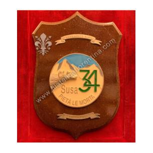 Crest 34ª Compagnia Susa -...