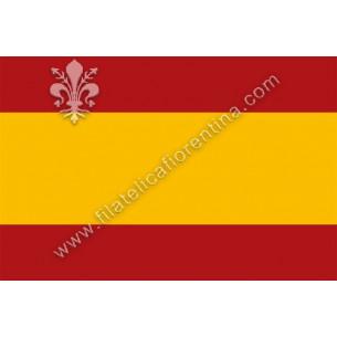 SPAGNA - Euro Flag bandiere...