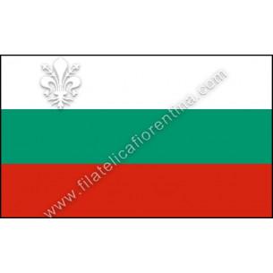 BULGARIA - Euro flag...