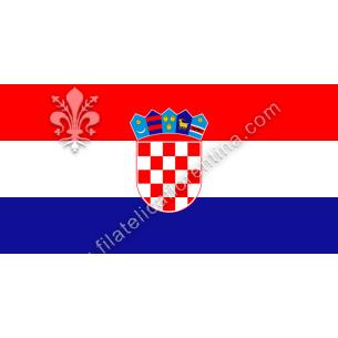 CROAZIA - Euro flag...