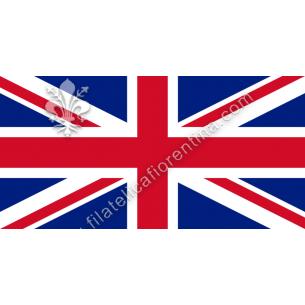 INGHILTERRA - Euro flag...