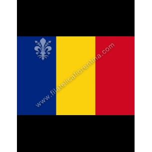 ROMANIA - Euro flag...