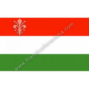 UNGHERIA - Euro flag...
