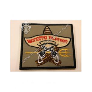 Distintivo BANDITO PLATOON...