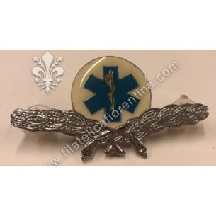 Distintivo Croce Azzurra...
